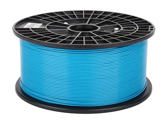 CoLiDo 3D Filamento impresora 1.75mm PLA 1kg Carrete (azul)