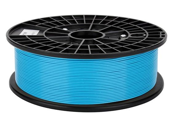 CoLiDo 3D Filamento impresora 1.75mm ABS 500G Carrete (azul)