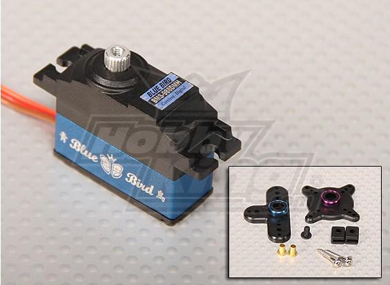 BMS-988DMH servo digital de alto rendimiento - 30,5 g / 0,11 seg / 4.6 kgs
