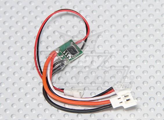 HobbyKing 3A Single Cell ESC - cepillado Micro Motors