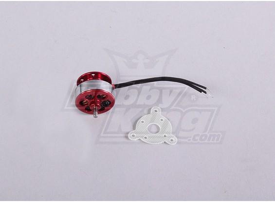 C10 Micro 2100kv sin escobillas outrunner