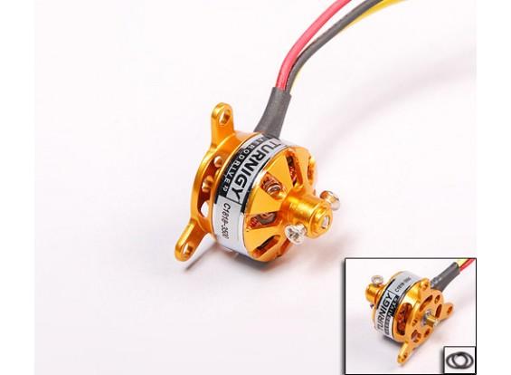 C1818 Micro 3500KV sin escobillas Outrunner (9 g)