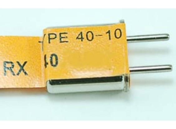 Conversión de doble cristal Rx 40.735 (50U)
