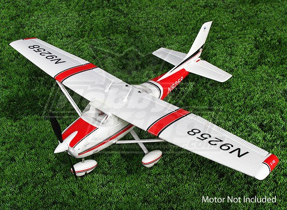 EPO 182 aviones ligeros con iluminación LED (ARF)