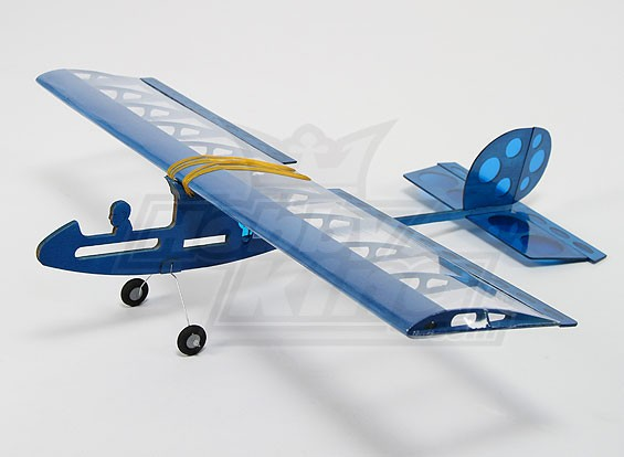 Cuco Parkfly con 30 mm de EDF y ESC 580 mm (ARF)