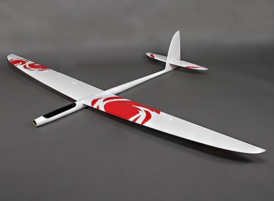 Cyclone-E Todos moldeado compuesto Hotliner 2000mm (ARF)