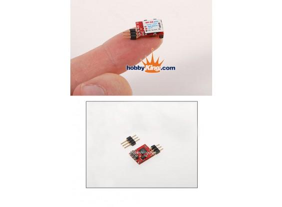 Controlador de Velocidad Ligero Turnigy 3A 1S sin escobillas CES