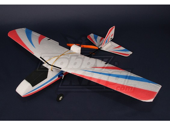 Libélula-1 PPE Slow Fly trasera del motor (Gran para FPV)