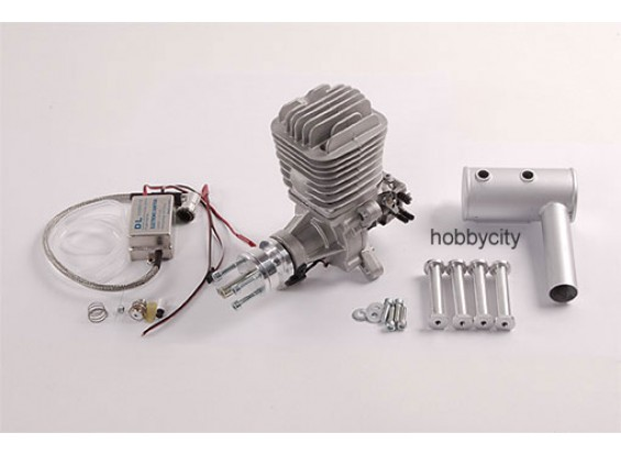 DLE-55 motor de gas 55cc 5.5HP / 7500rpm