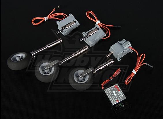 DSR-30TS Conjunto eléctrico de retracción - Modelos de hasta 1,8 kg