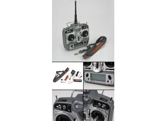 DX7 Edición Especial 7 canales de gama completa TX Modo sólo 2