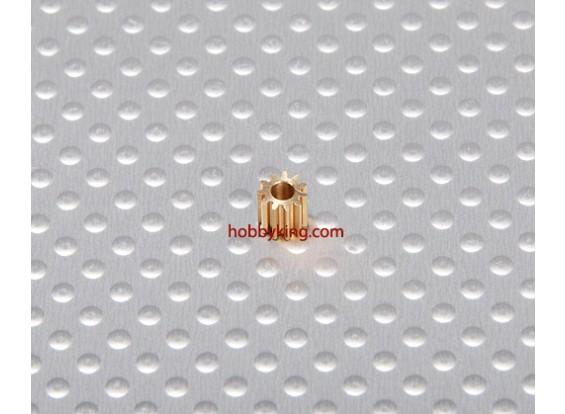 Engranaje de piñón de 2,3 mm / 0,4 M 11T (1 unidad)