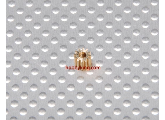 Engranaje de piñón de 2,3 mm / 0,4 M 12T (1 unidad)