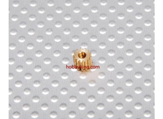 Engranaje de piñón de 2,3 mm / 0,4 M 13T (1 unidad)