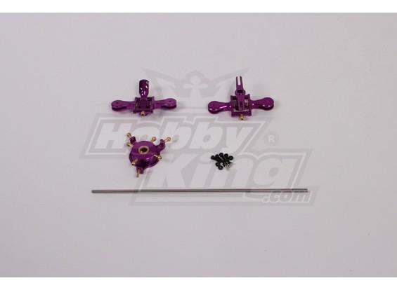 CNC actualización de metal para ESKY E020 Gran Lama