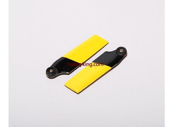 HK-T500 fibra de vidrio lámina de la cola