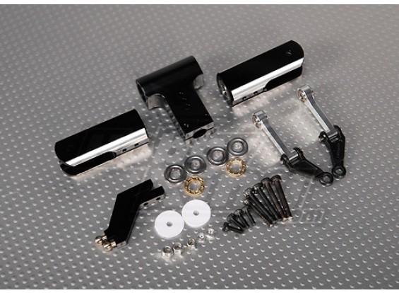 Conjunto del cabezal de RJX Flybarless Trex 500 / HK500