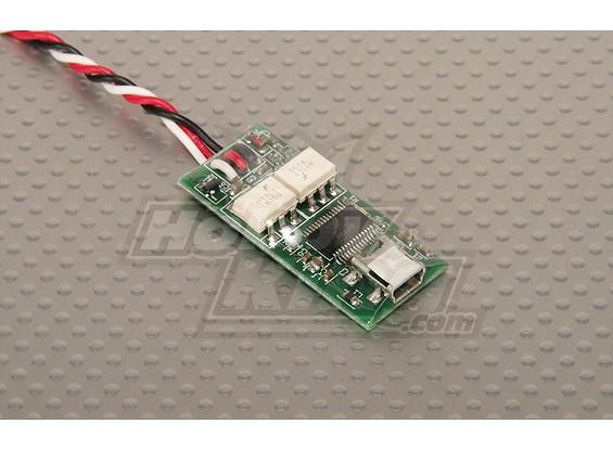 Módulo de interfaz USB 8 FMA y Fatboy para la comunicación de datos de 2 vías Nuevo!
