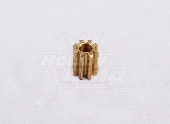 Reemplazo engranaje de piñón de 2 mm - 8T / 0,4 M