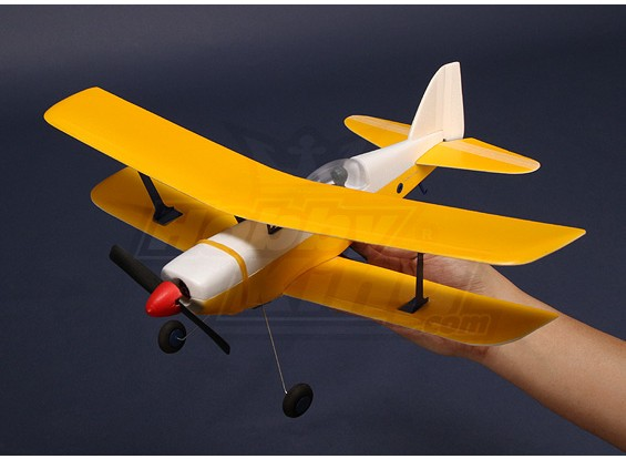Micro GT-1 RTF w / 5A sin escobillas (Plug-n-Fly)