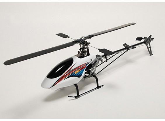 Juego de helicóptero HK450 CCPM 3D (Align T-Rex comp.) Ver. 2