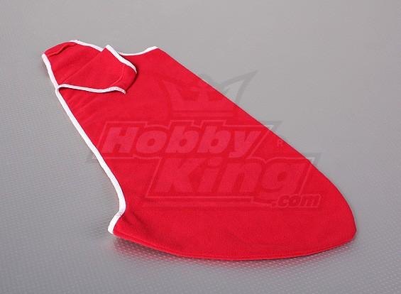 Cubierta de dosel - T-Rex 700V2 (rojo)