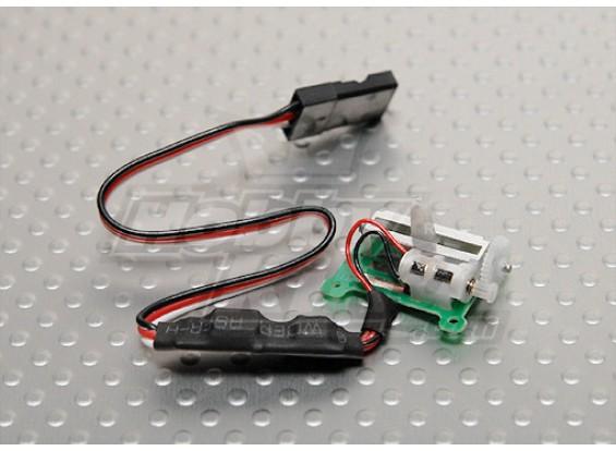 Micro Linear Servo 2,1 g (Derecho)