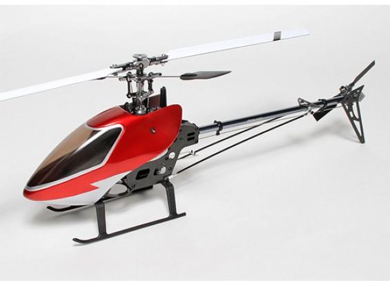 HK-450GT Pro 3D Kit de Transmisión por Correa helicóptero (Align T-Rex comp.)