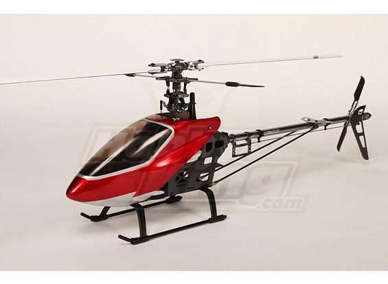 HK-500CMT (TT) en 3D del tubo de torsión helicóptero Kit Align T-Rex comp.
