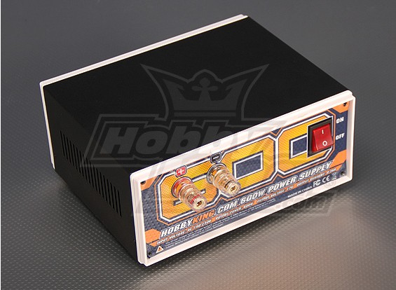 HobbyKing 600W / 17V Fuente de alimentación