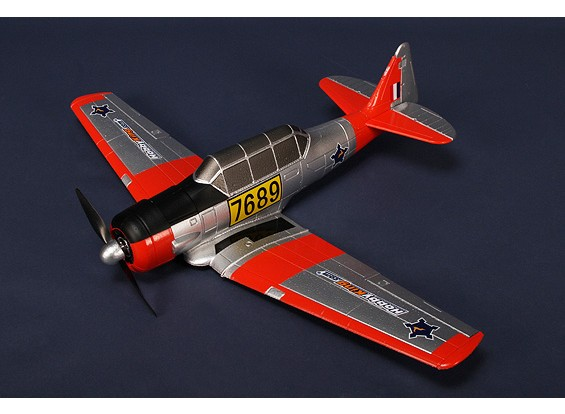 HobbyKing AT-6 sin escobillas EPO Plug-n-Fly