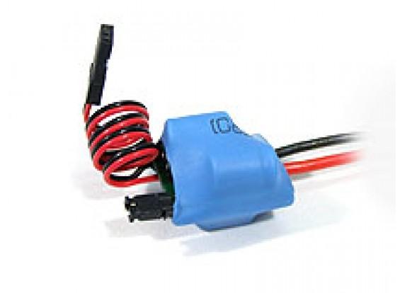 El regulador de voltaje hexTronik UBEC.