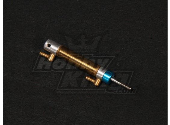 10 mm de aire del actuador