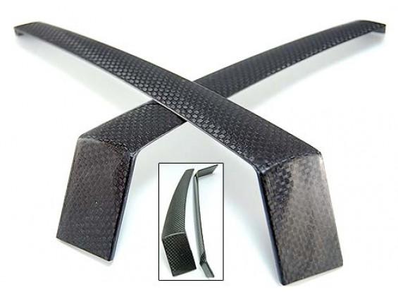 La fibra de carbono de 120 mm de rodamientos de apoyo RESISTENTE