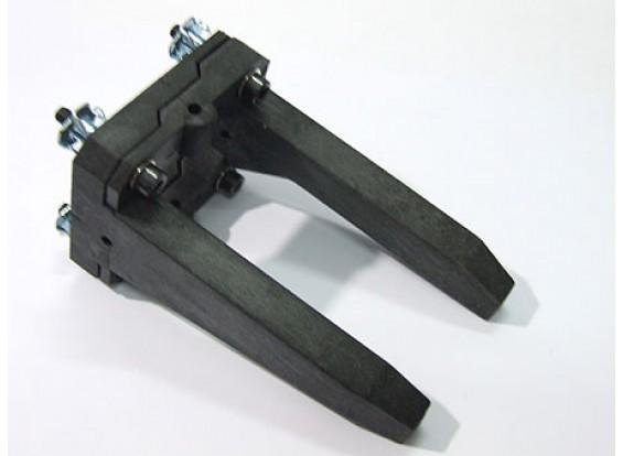 Los soportes de motor ajustables (grande: 20-48 Tamaño)