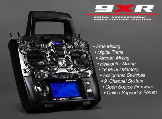 Modo Transmisor 9XR Turnigy 2 (n Módulo)
