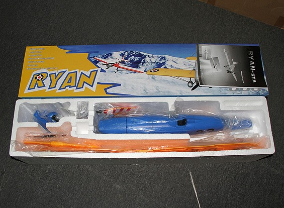 SCRATCH / DENT - Ryan STA EPO PNF (azul y amarillo)
