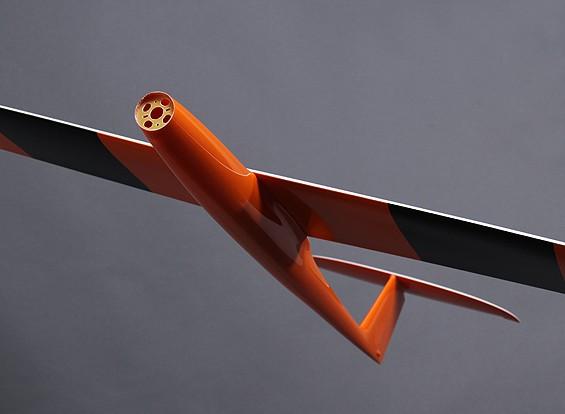 La inercia completo compuesto de alto rendimiento eléctrico del planeador 1700mm (ARF)