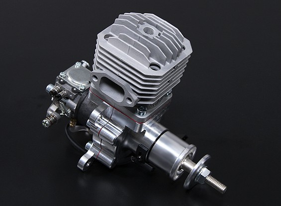 JC30 motor EVO gas w / CD-ignición 30cc / 4 HP @ 9.000 rpm