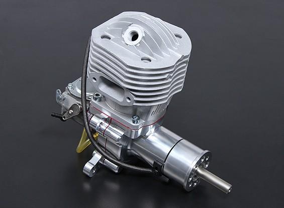 JC60 motor EVO gas w / CD-ignición de 60 cc / 6 CV @ 7,400rpm