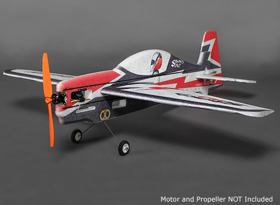 Avión Sbach 342 PPE 3D 900mm (KIT)