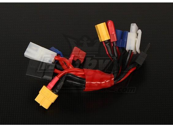 MEGA-adaptador. Conectar casi cualquier cosa a cualquier cosa!