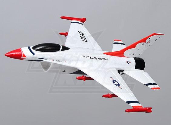 EDF 35mm Micro avión de combate EPO (PNF)