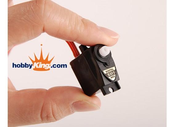 8,26 g MKS S311 Digital Micro Servo