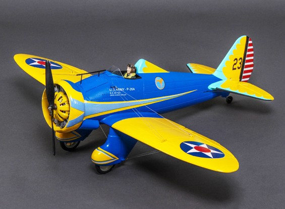 Boeing P-26A Peashooter EPO 800 mm (PNF)