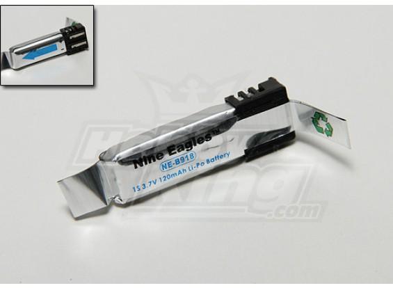 S-Pro FP II 120mAh 1S batería (ORIGINAL)