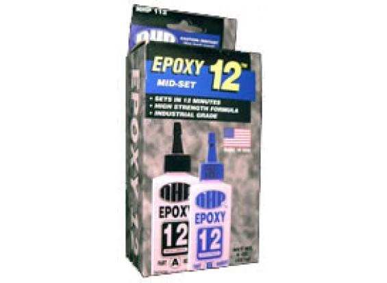 NHP 112 EPOXY 12min mediana Set 8 oz