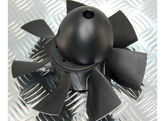 ventilador de repuesto para 4 pulgadas / 102 mm EDF (7blade)