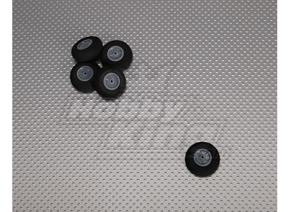 Rueda espuma ligera (Diam: 30, Anchura: 12 mm 5pcs / bolsa)