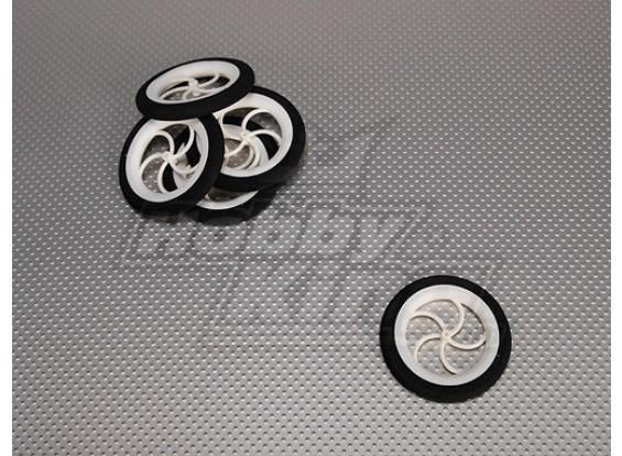 Súper 65mm luz de la rueda Mega (5pcs / bolsa)